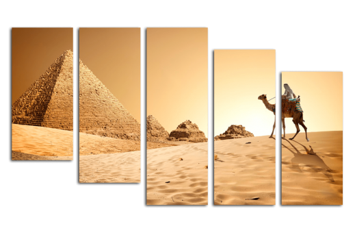 Модульная картина Египет